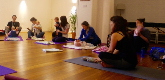 yoga babies devon classes