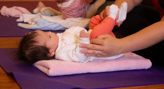 baby yoga devon exeter classes